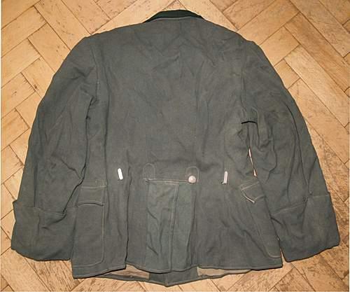 real Waffen SS tunic?
