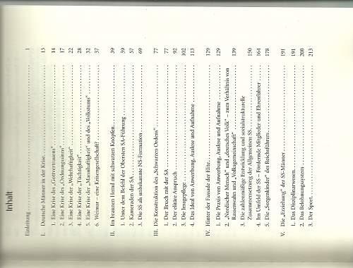 new work on Allgemeine SS in German