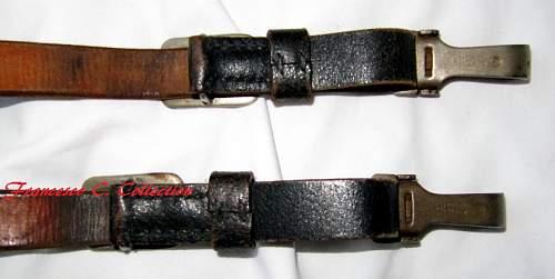Dress uniforms SS Y straps