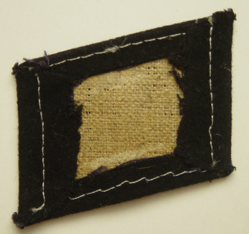 Horst Wessel Division collar tab