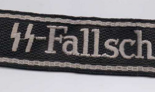 Possible fake cuff title?