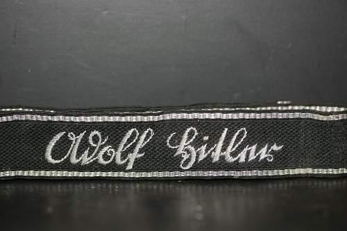 AH early bullion cuff title help please