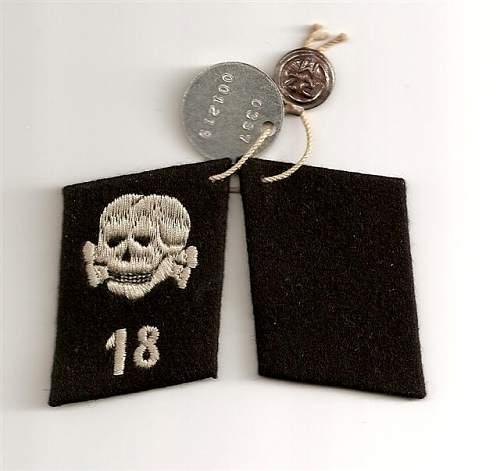 Officers TK Tab
