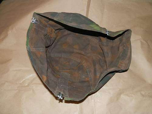 Selling original Waffen SS Smock and Cap cover m38 plane tree 2