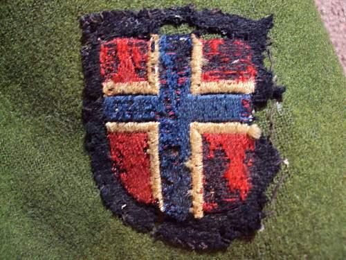 Ss volunteer tunic norwegian ??