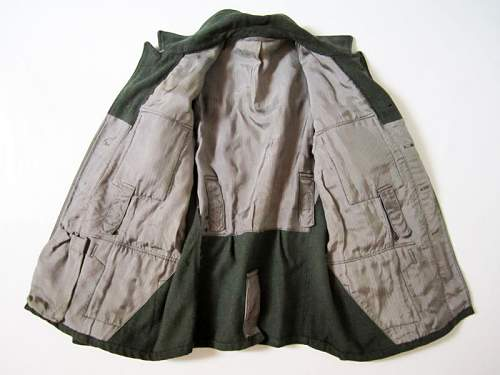 SS m42 tunic for sale in ebay