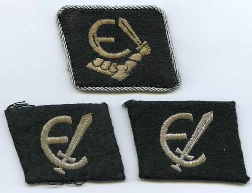Estonia Division Tabs Opinions