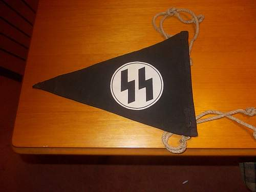 Ss pennant