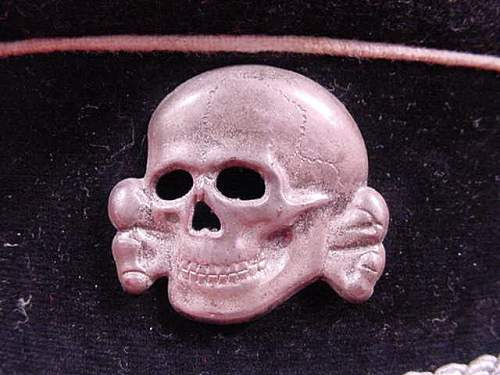 Another fake skull