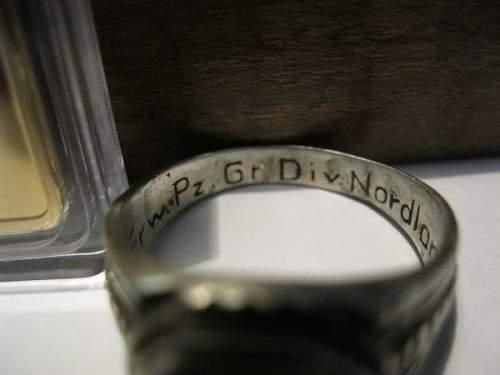 SS Nordland ring?