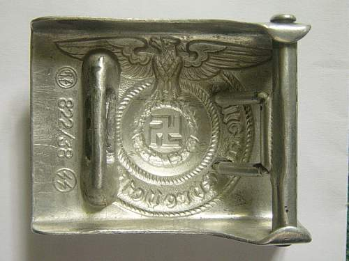 Click image for larger version.  Name:SS Belt buckle. RZM 822 38 002.jpg Views:666 Size:139.6 KB ID:4332