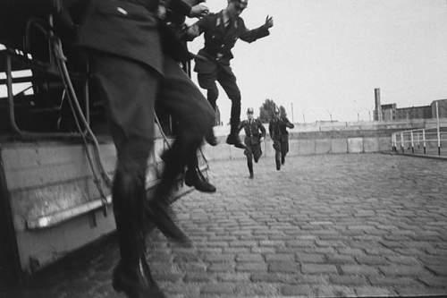 SS Deutschland officer's flatwire CT