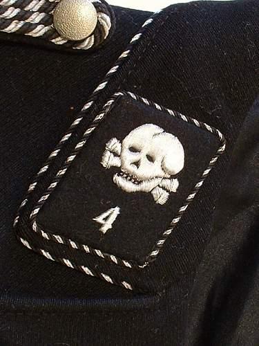 TK  offizer collar tabs
