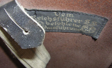 Looking for info about SS officer boots..