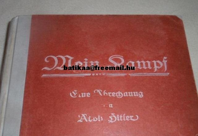 18th July 1925: Hitler publishes first volume of Mein Kampf - YouTube