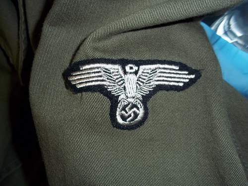 SS uniform help junk or Gem