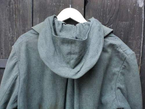 Opinions on this waffen ss greatcoat please!!enjoy the pics!!