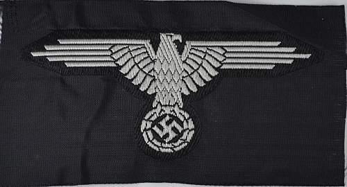 SS Armeladler for review