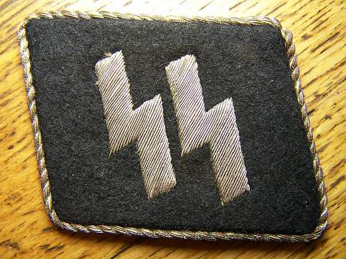 SS officers early bullion tab