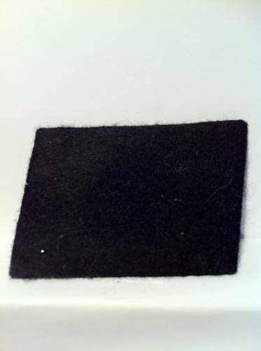 SS collor patch real or fake