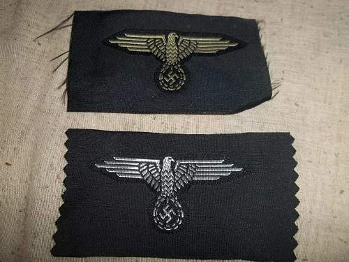 SS Insignias, help please