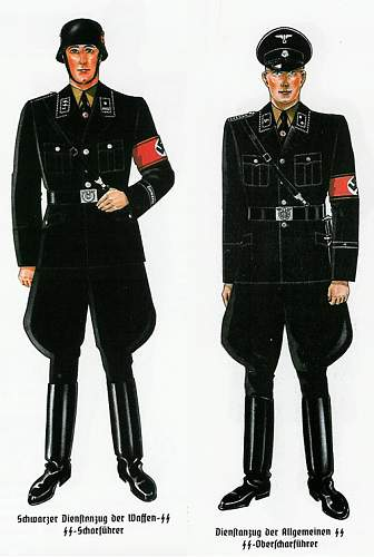 pictures ss uniforms
