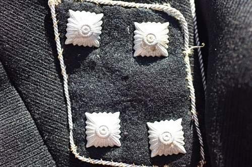 SS Collar Tabs. Real or fake?