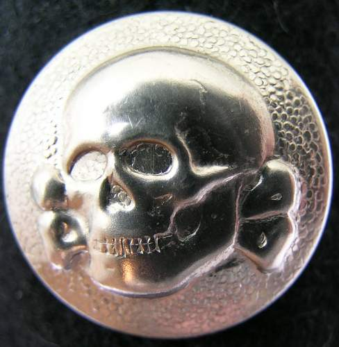 Ss button Fake or Authentic