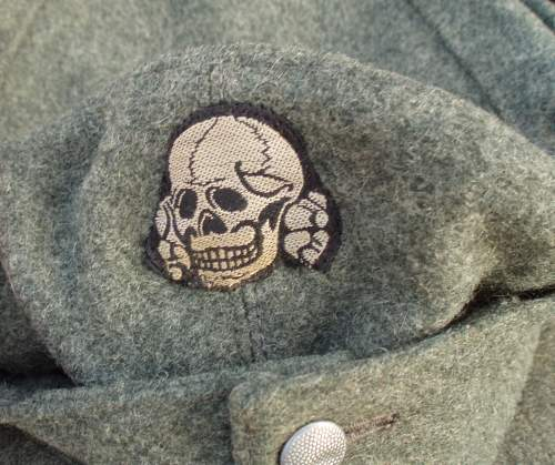 Does this Bevo cap skull have a chance?