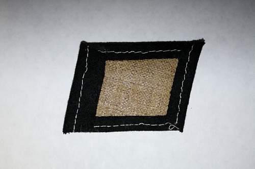 SS Volga Collar Tab
