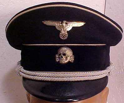 Super Important!! SS Allgemeine SS Officer's Hat Real or fake?????