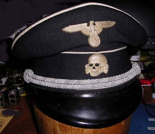 two very interesting Waffen SS tunics available