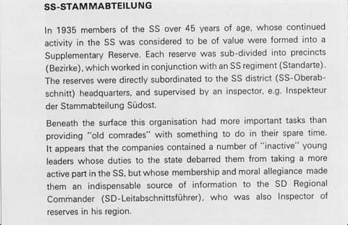 interesting Stammabteilung photos