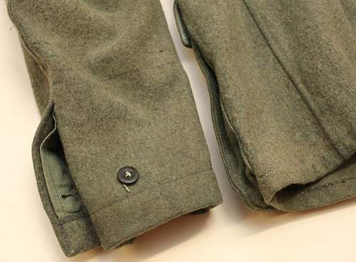 Foreign Volunteer M40 Tunic?