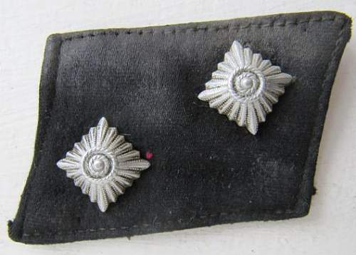 Question on SS collar tabs