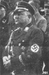 short lived white kragenspiegel of Himmler