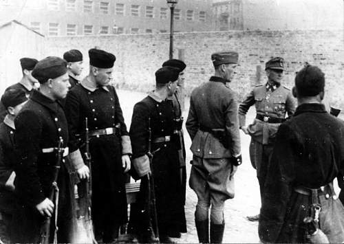 Suppression of the Warsaw Ghetto Uprising 1943