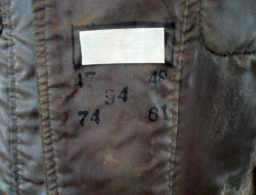 M43 tunic for checking