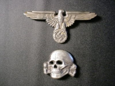 SS Death head. Real or fake?