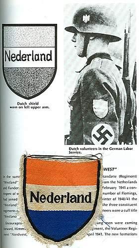 Kragenspiegel, Aermelabzeichen: Delich Treasures of Collar Patches and Foreign Legions.....