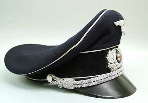 ss hat