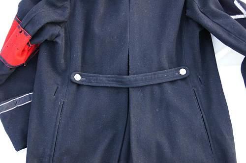 SD black coat