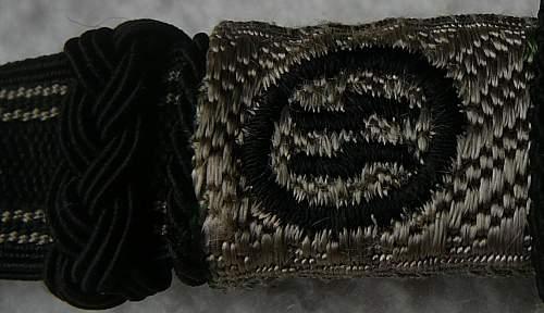 SS EM Degan Knot?