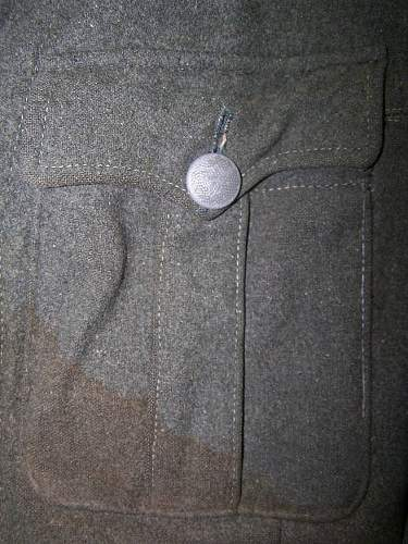SS Tunic: authentic or not?