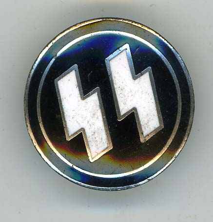 SS-ZA Badge:  Is This Real? Opinions Please