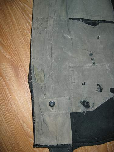 SS tunic, or another fake one?