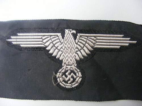 SS sleeve eagle. Good or bad?