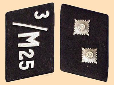 SS Rank colar tab