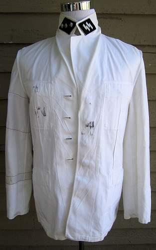 summer tunic for LAH Officer