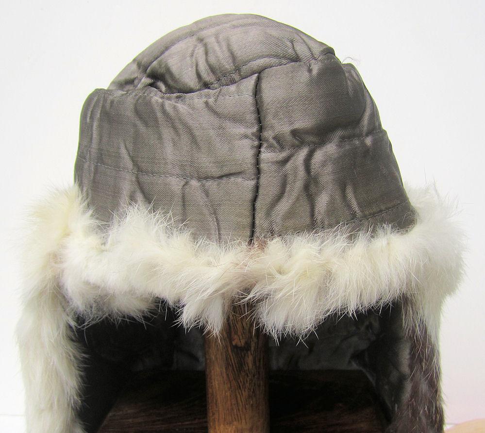 Waffen Ss Winter Hat Rabbit Fur Cap Wh 97